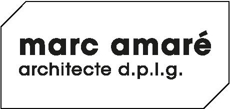 Marc Amaré – Atelier d'architecture